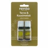Tammer-Tukku Аромат для сауны Rento 2шт. х 10 мл, деготь и хвоя, артикул 236553