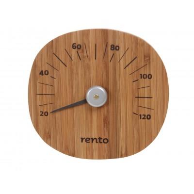 Термогигрометр для бани и сауны Rento сосна