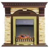 Портал Royal Flame Dublin под классический очаг дуб