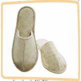 """Тапочки из натурального войлока """"Оптима"""" унисекс, цвет белый р.38"""