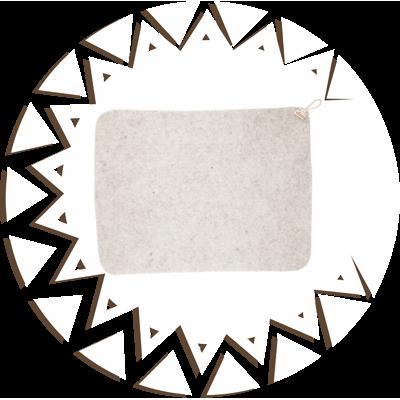 Коврик для бани Банные С легким паром! серый