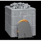 Дровяная печь TULIKIVI для бани  по-черному SK950