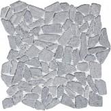 Плитка мозаика из талькомагнезита TK-242 СМ Tulikivi Classic Crazy