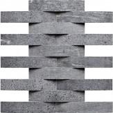 Плитка мозаика из талькомагнезита TK-633 Tulikivi Classic Aalto