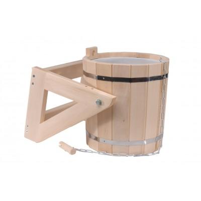 Обливное устройство с пластиковой вставкой 20л  (Параон)