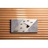 Термометр из природного камня Sauna°C
