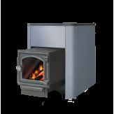 Чугунная печь для бани Этна Кратер 14 (ДТ-3С)