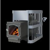 Чугунная печь для бани Этна Магма 14 (ДТ-3С)