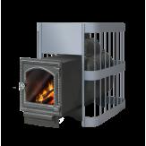Чугунная печь для бани Этна Магма 18 (ДТ-4С)