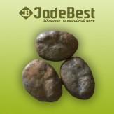 Чугунные закладки для банных печей в форме камня, вес 2,25 кг