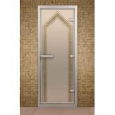Стеклянная дверь для турецкой бани Aldo ДТ Чайхана 690х1890