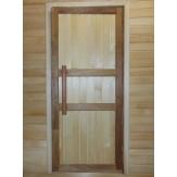 Дверь для сауны и бани деревянная Классик 700*1900