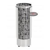 Электрическая печь Harvia Cilindro PC70VHEE (белая с выносным пультом)