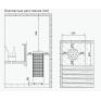 Электрическая печь Harvia Cilindro PC90H (со встроенным управлением)