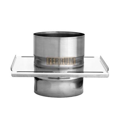 Потолочно проходной узел круг Ferrum AISI 430 0,5 мм Ф200