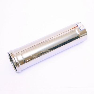 Труба Ferrum 0,5м AISI 430 0,5 мм Ф=115 мм