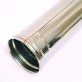 Дымоход Феррум 1,0 м Ф=100 мм н.с 0,5 мм