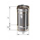 Феррум Дымоход 0,25м  Ф=115 мм н.с 0,8мм