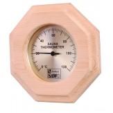 Гигрометр для сауны и бани Sawo 240-НР сосна