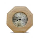 Гигрометр для сауны и бани Sawo 240-HD, кедр.