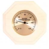 Гигрометр для сауны и бани Sawo 240-НА, осина