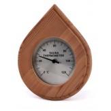 Гигрометр для бани и сауны Sawo 250-HD, кедр