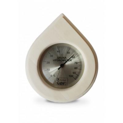Гигрометр для сауны и бани Sawo 250-НА осина