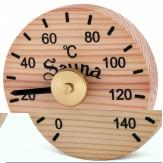 Термометр Sawo 90-ТВР сосна