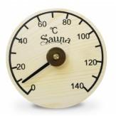 Термометр Sawo 100-ТВA ольха
