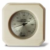 Термометр для сауны и бани Sawo 220-ТА, осина