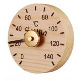 Гигрометр для сауны и бани Sawo 90-НВР, сосна