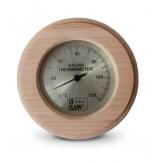 Гигрометр для сауны и бани  Sawo 230-HD, кедр
