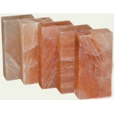 Кирпич из гималайской соли обработанный 20*10*5