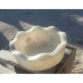 Курна 44 для турецкой бани 420*420*200 белая