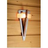 Оптоволоконный светильник Cariitti Факел TL-100 с акриловым стержнем (артикул1545823)