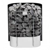 Электрическая печь для сауны и бани Helo Ring Wall 80 D (без пульта)