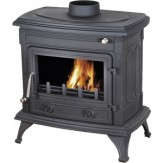 Печь-камин EuroCom Asti Boiler