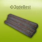 Чугунные закладки для банных печей в форме слитка, вес 1,8 кг