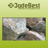 Камни для бани жадеит колотый особо крупная фракция 40-60 см для общественных и мощных печей