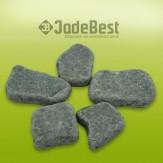Комплект из 20 камней жадеит для массажа шлифованный