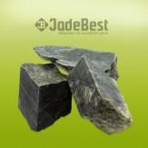 Нефрит колото-пиленный камни для банных печей