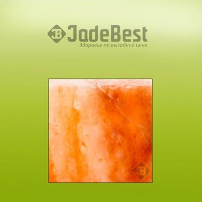 Кирпич из гималайской соли обработанный 20*20*5 см