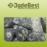 Змеевик галтованный камни для банных печей