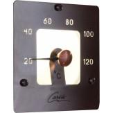 Термометр для бани с подсветкой Cariitti SQ оптоволокно арт. 1545828