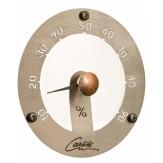 Гигрометр для сауны с подсветкой Cariitti арт. 1545820