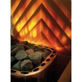 Комплект освещения сауны Cariitti «пламя» VP30FL-F310 арт. 1516630