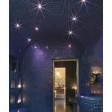 CariittiI 12 Оптоволоконный комплект «звездное небо» VPL20L - CEP200, 200 волокон, теплый свет, арт. 1527456