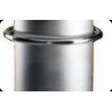 Патрубок Kastor короткий d=104мм (095160)