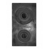 Плита двухконфорочная П2-3 (Т) 710*410