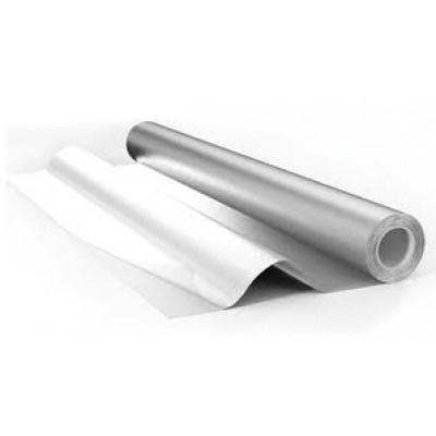 Фольга алюминиевая 50 мкр рулон 10 м2
